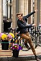lucas till reacts to the news that macguyver will end after current season 05