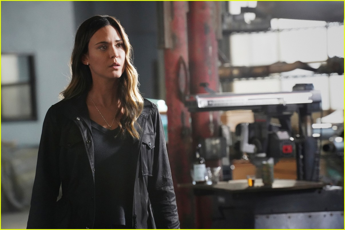 odette annable promoted to series regular for walker season two 02