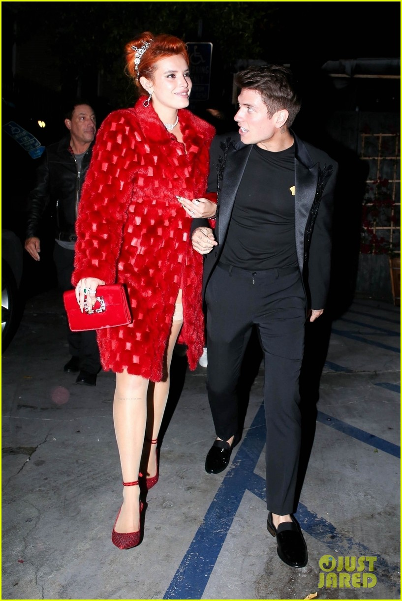 bella thorne engagement party with benjamin mascolo 03