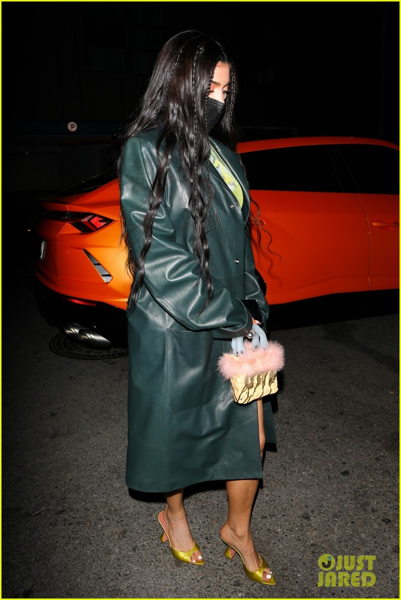 kylie jenner leaves party 11