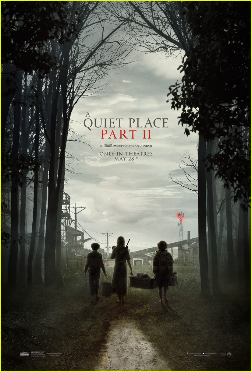 millicent simmonds noah jupe star in a quiet place part two trailer 03