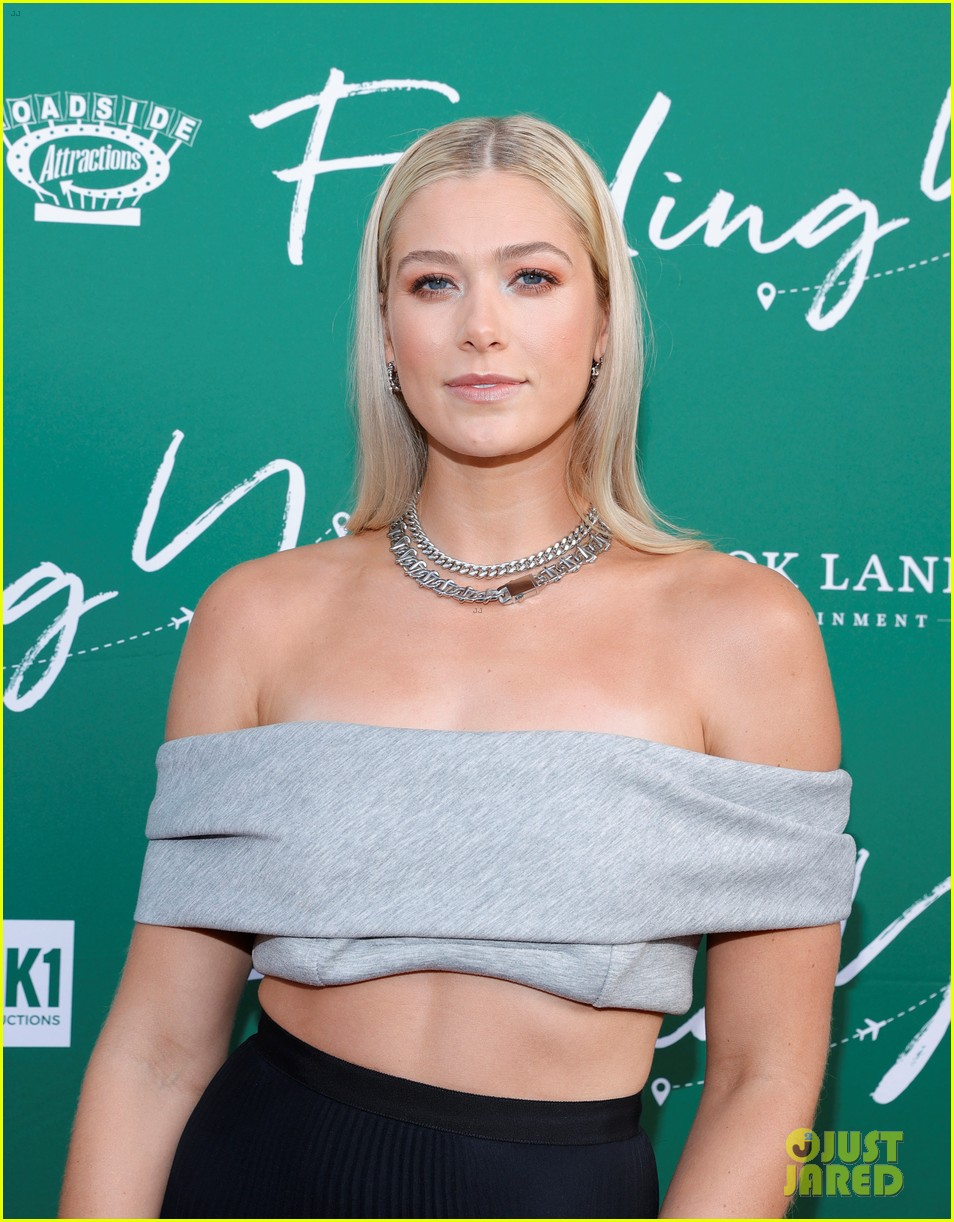 rose reid attends special screening of new movie finding you 10