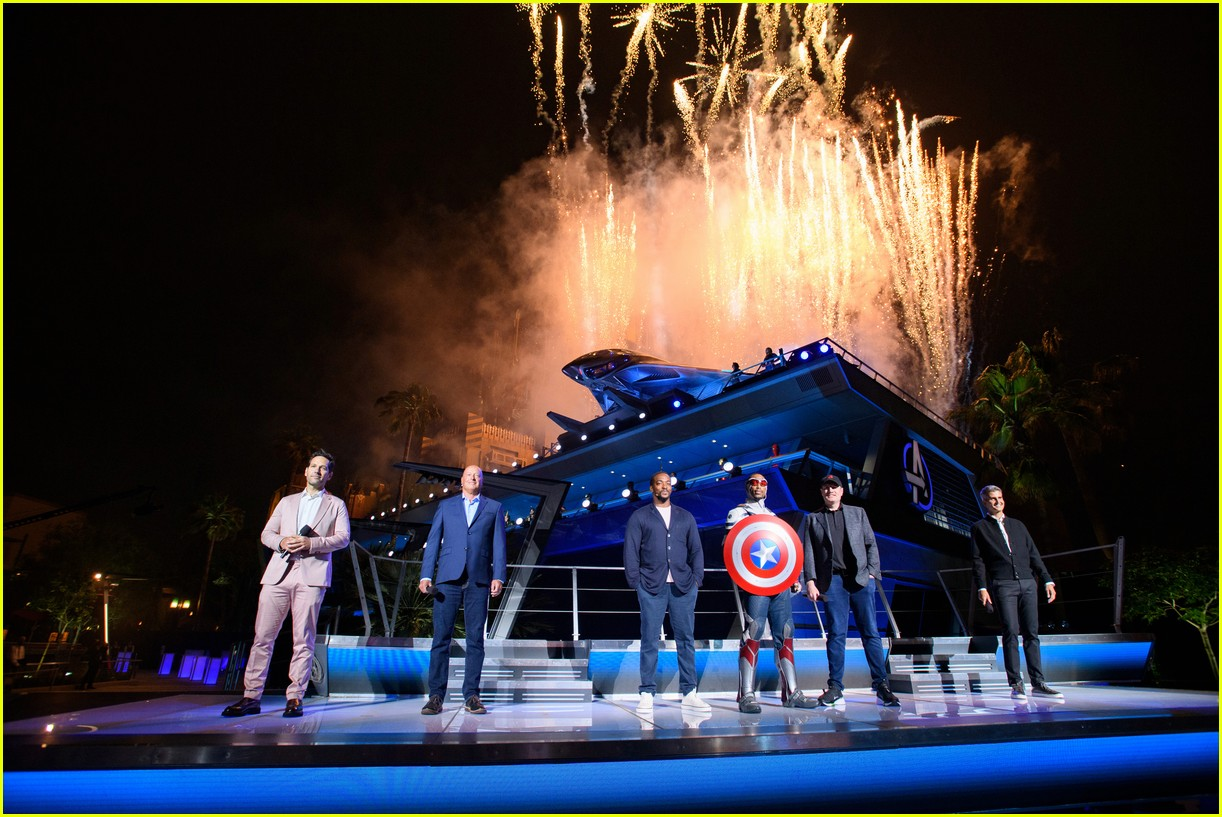 avengers campus officially opens at disney california adventure 06