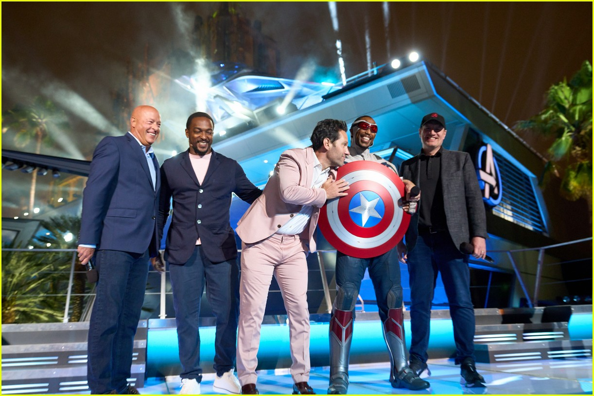 avengers campus officially opens at disney california adventure 07