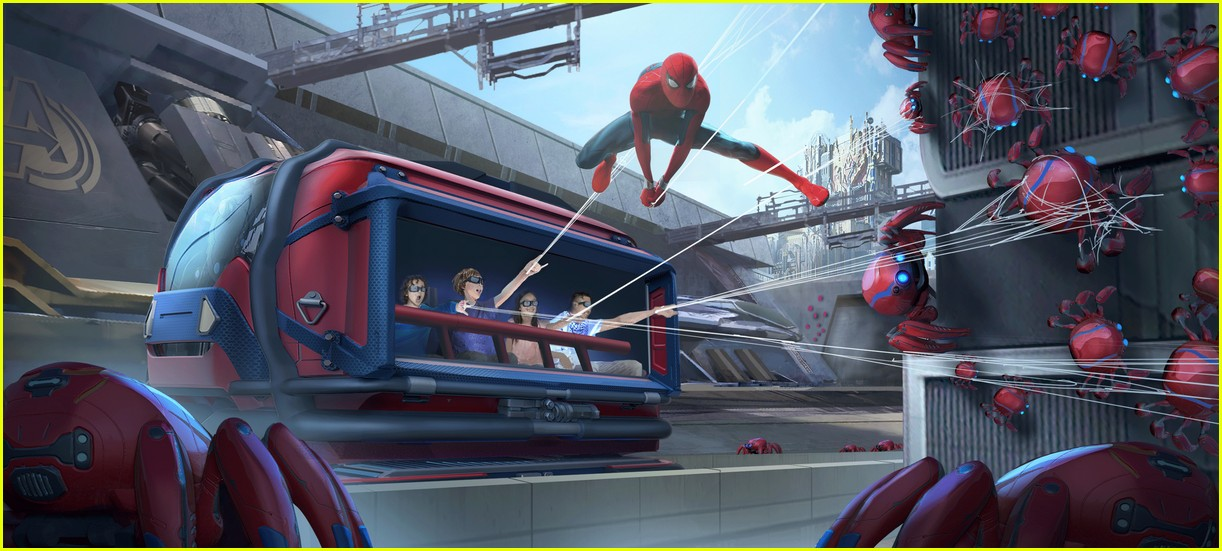 avengers campus officially opens at disney california adventure 12