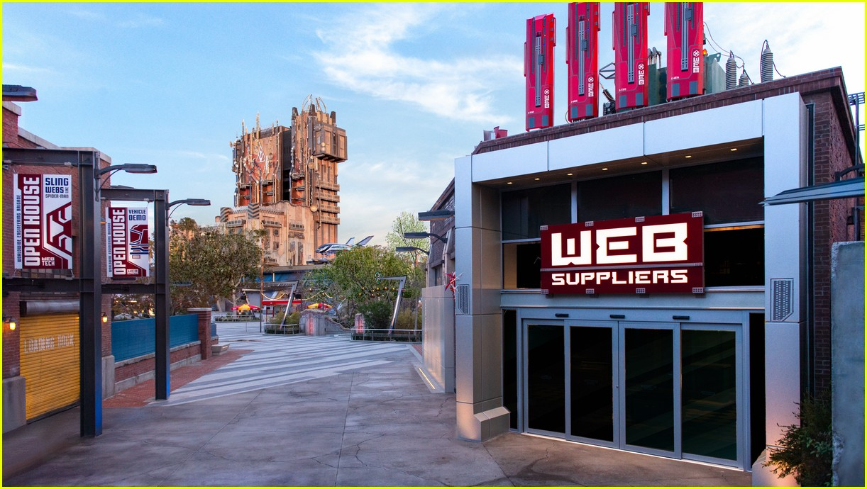 avengers campus officially opens at disney california adventure 13