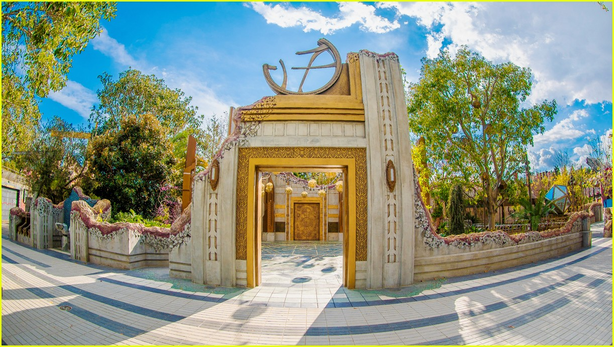 avengers campus officially opens at disney california adventure 19