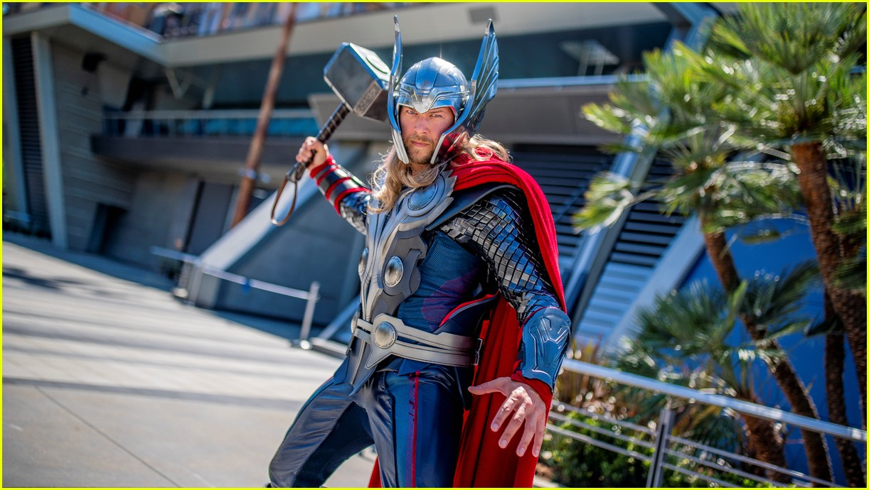 avengers campus officially opens at disney california adventure 27