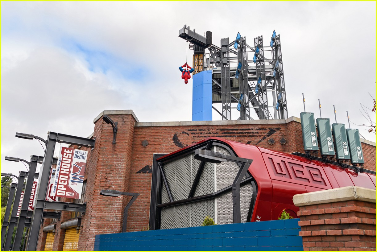 avengers campus officially opens at disney california adventure 34