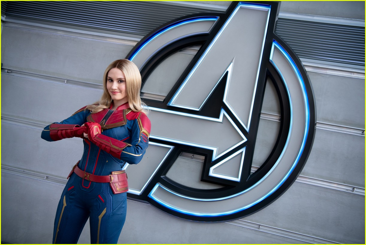avengers campus officially opens at disney california adventure 39