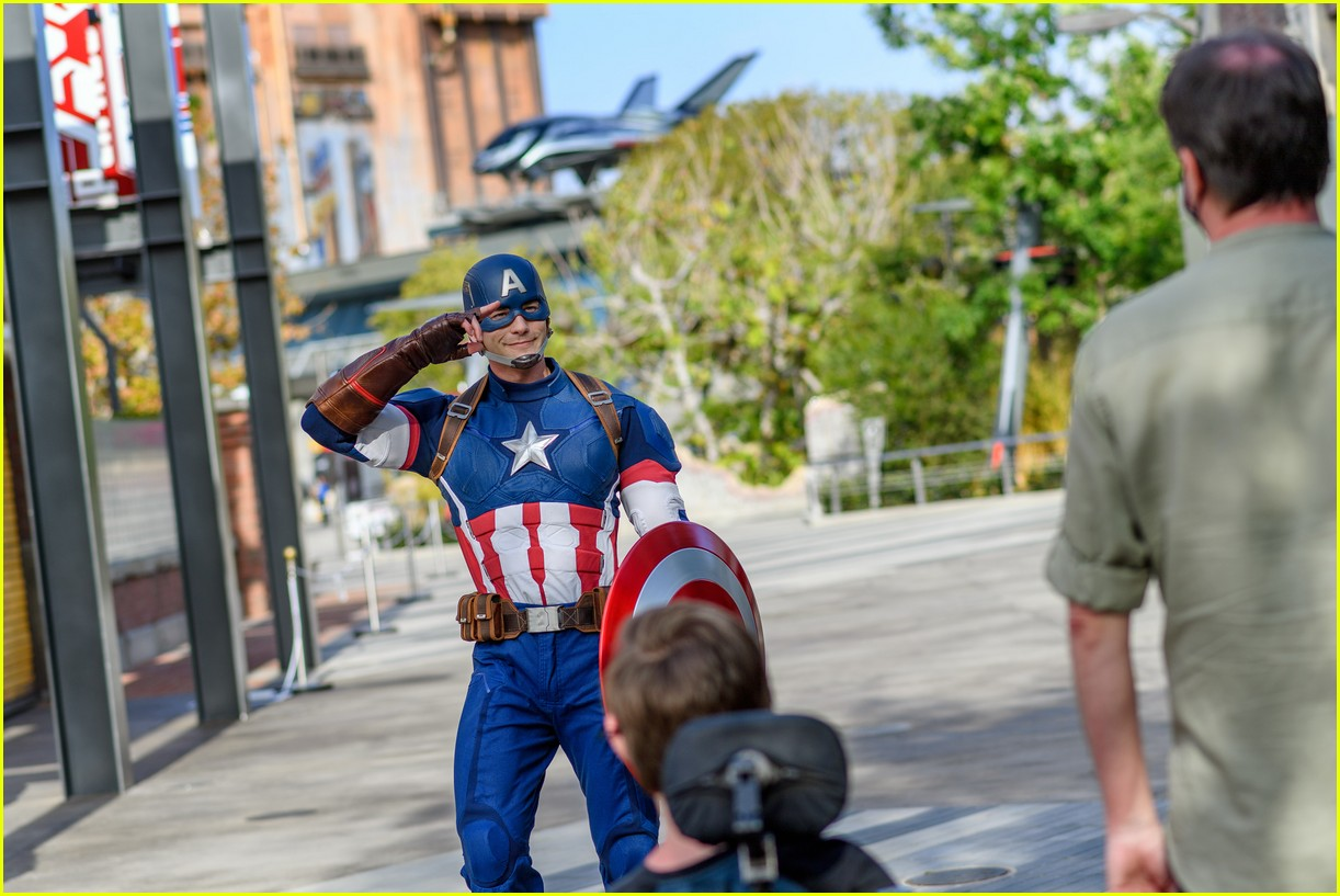 avengers campus officially opens at disney california adventure 40