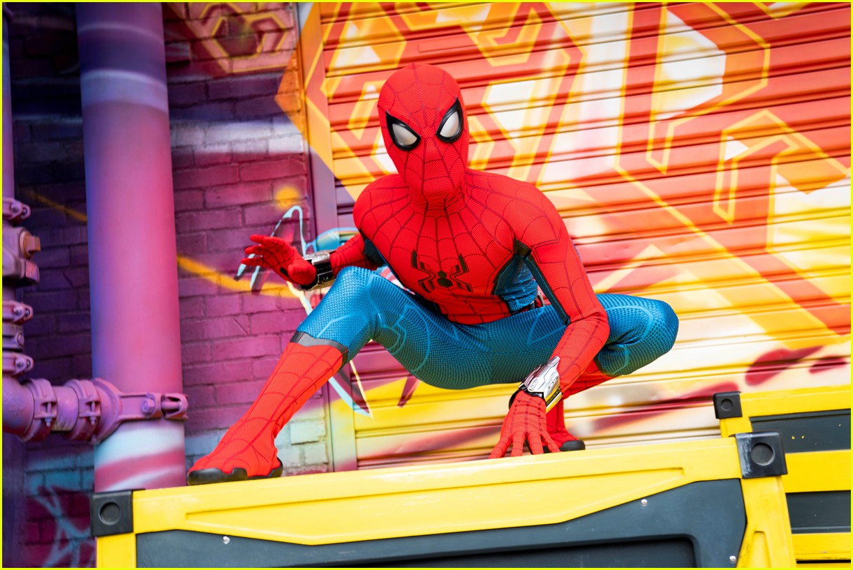 avengers campus officially opens at disney california adventure 45