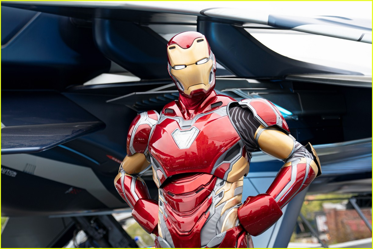 avengers campus officially opens at disney california adventure 48