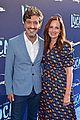 emma berman giacomo gianniotti premiere their new disney pixar movie luca 07