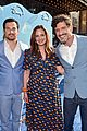emma berman giacomo gianniotti premiere their new disney pixar movie luca 17