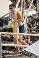 harry styles showers shirtless in italy 26