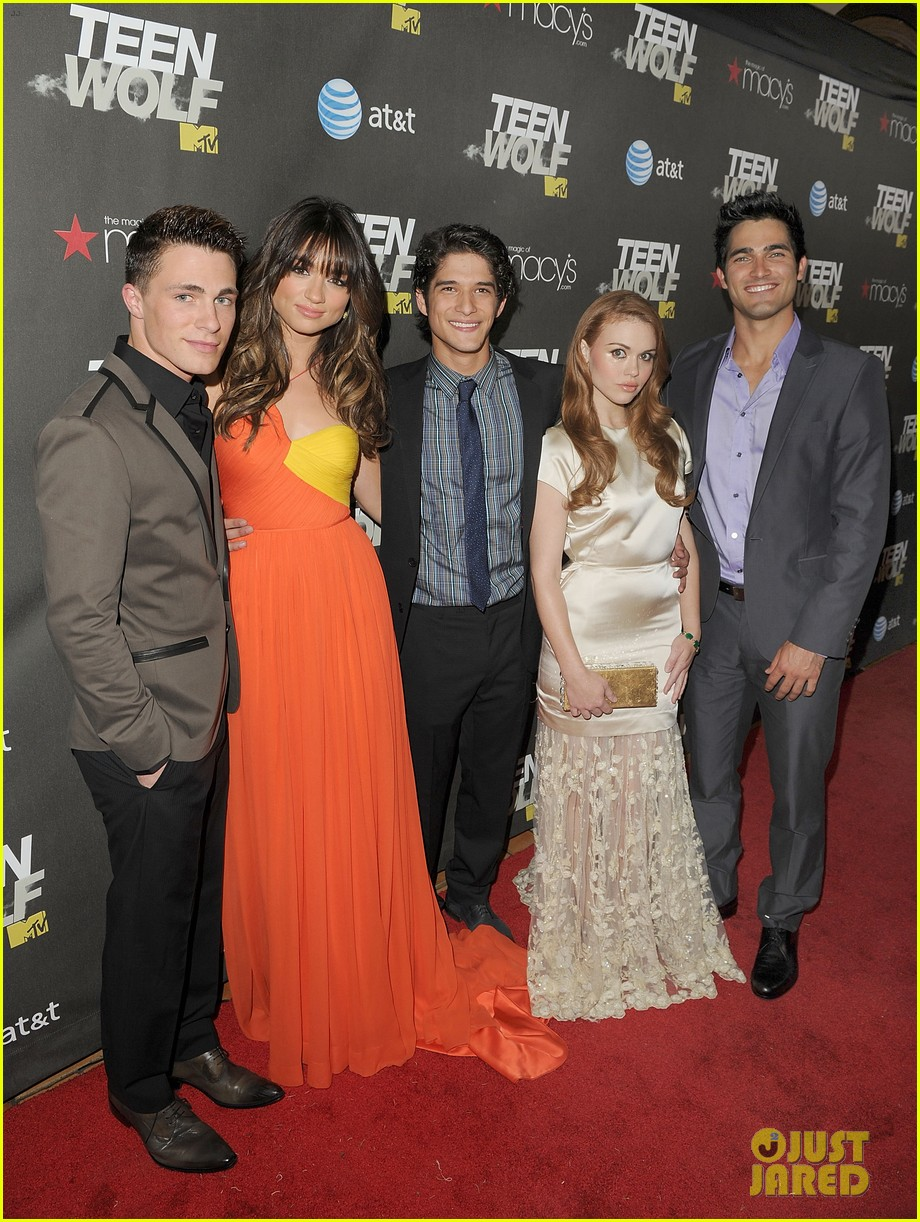 tyler posey dylan obrien more celebrate teen wolf 10 year anniversary 01