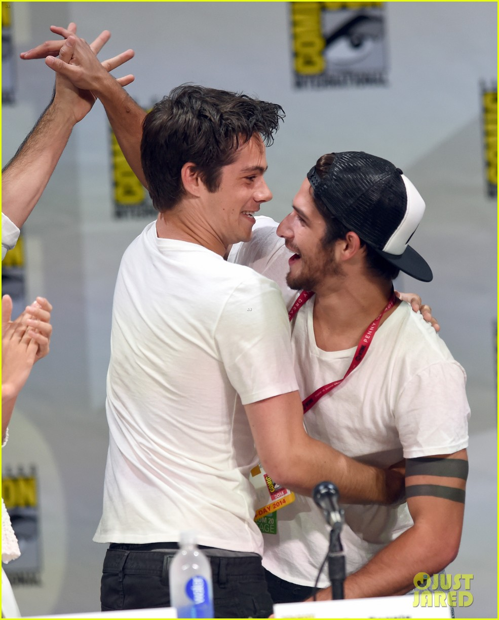 tyler posey dylan obrien more celebrate teen wolf 10 year anniversary 07
