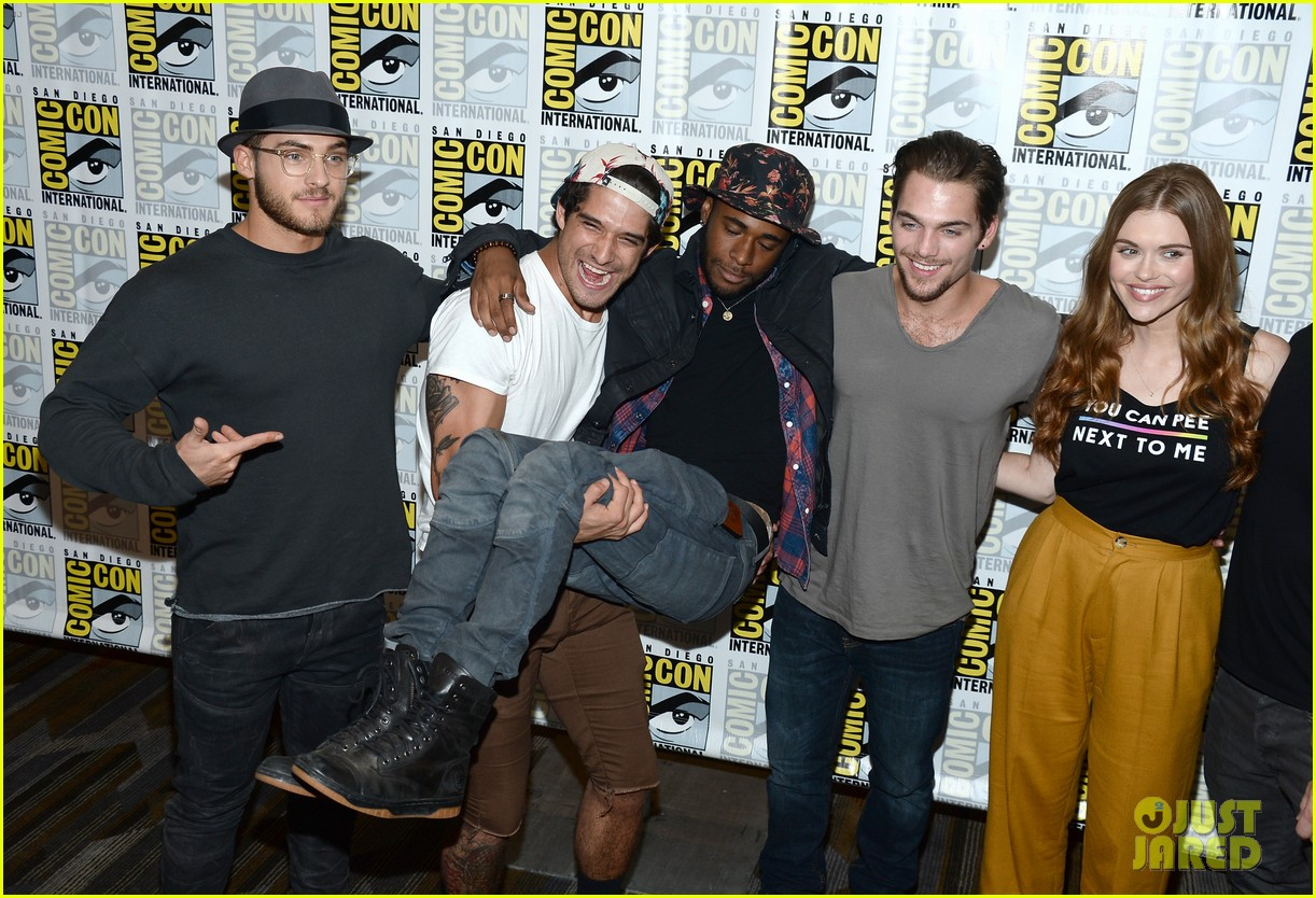 tyler posey dylan obrien more celebrate teen wolf 10 year anniversary 08