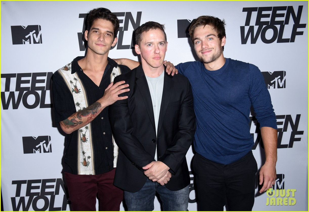 tyler posey dylan obrien more celebrate teen wolf 10 year anniversary 11