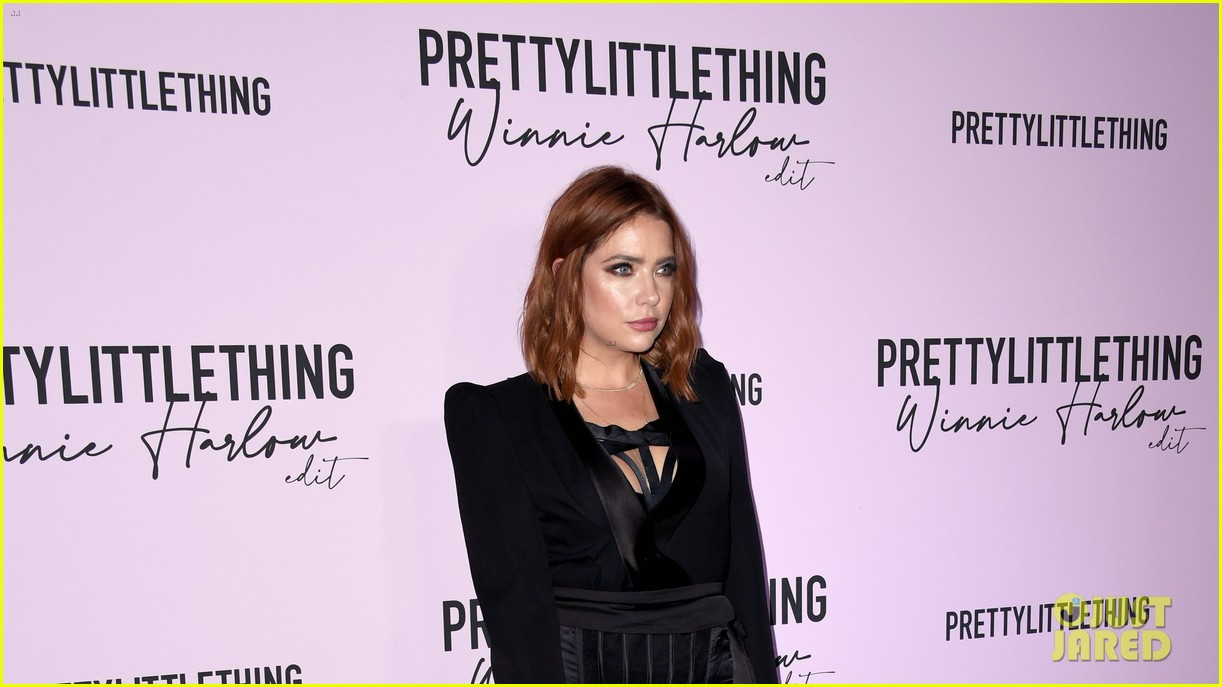 ashley benson celebrates winnie harlows new pretty little thing collection 03
