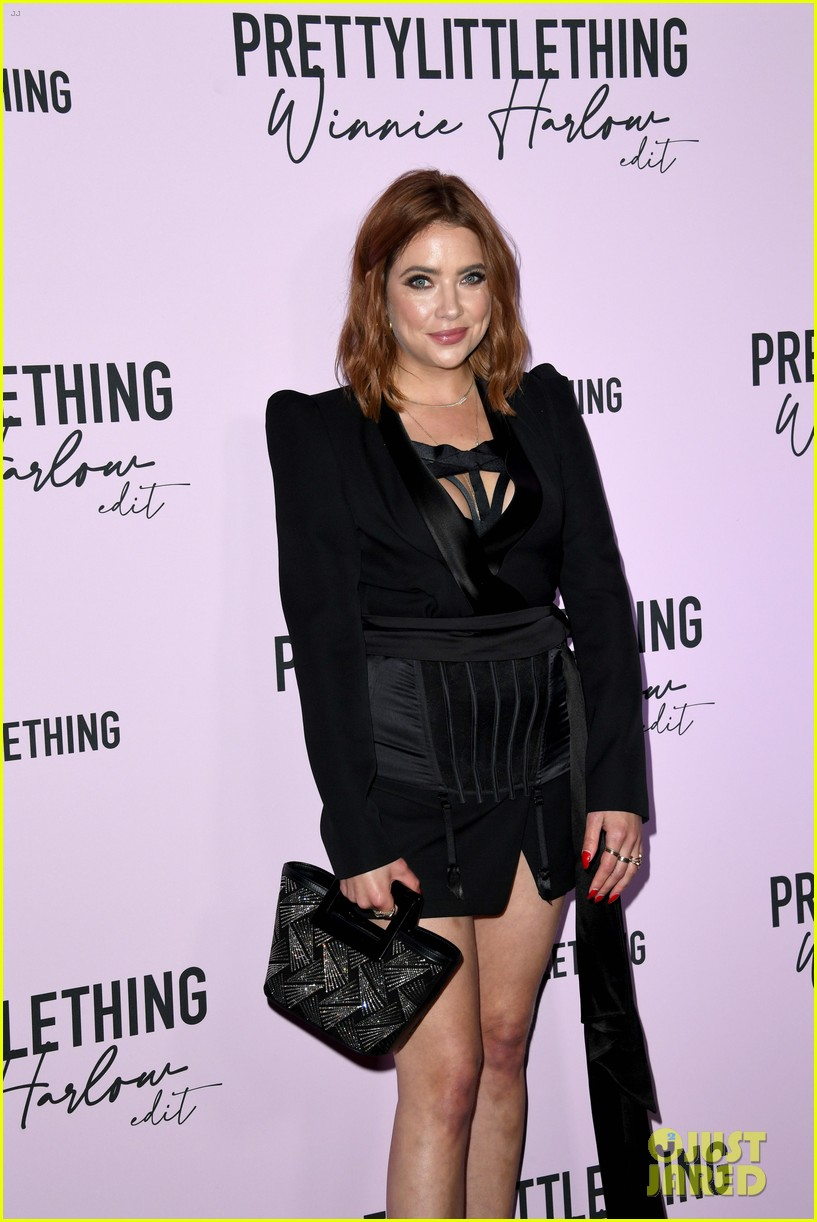 ashley benson celebrates winnie harlows new pretty little thing collection 05