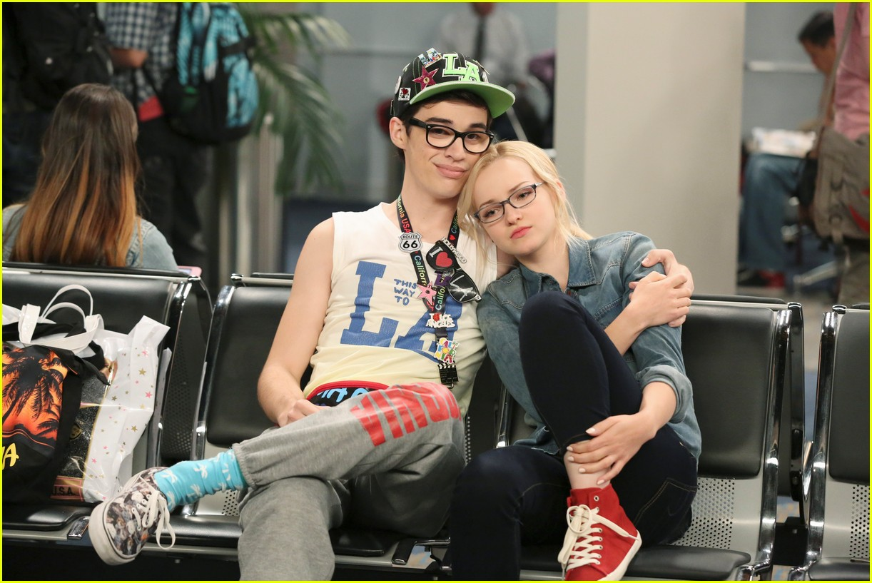 dove cameron thanks fans for support on liv maddie anniversary 01