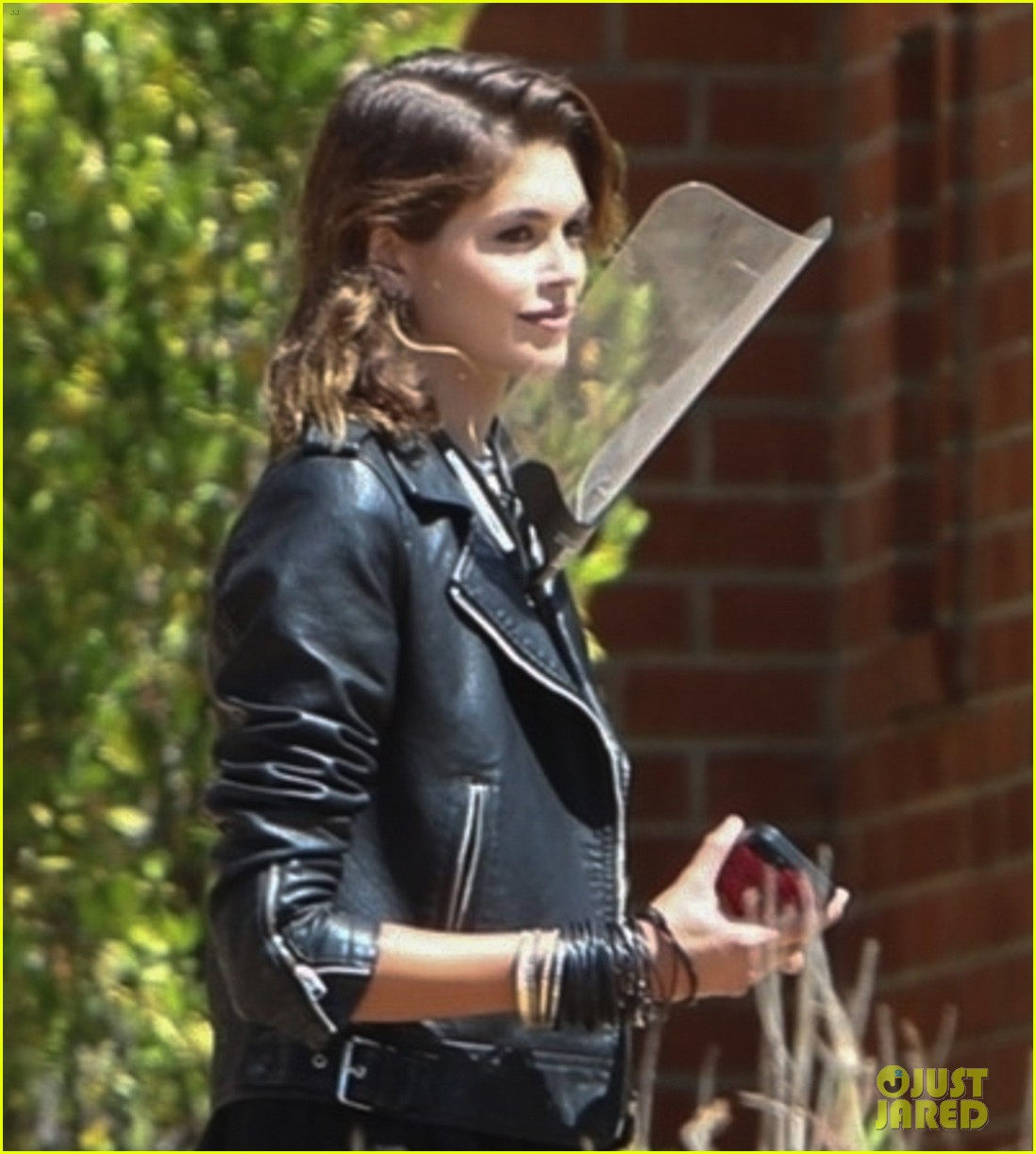 kaia gerber back at the murder house 04