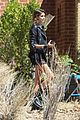 kaia gerber back at the murder house 01