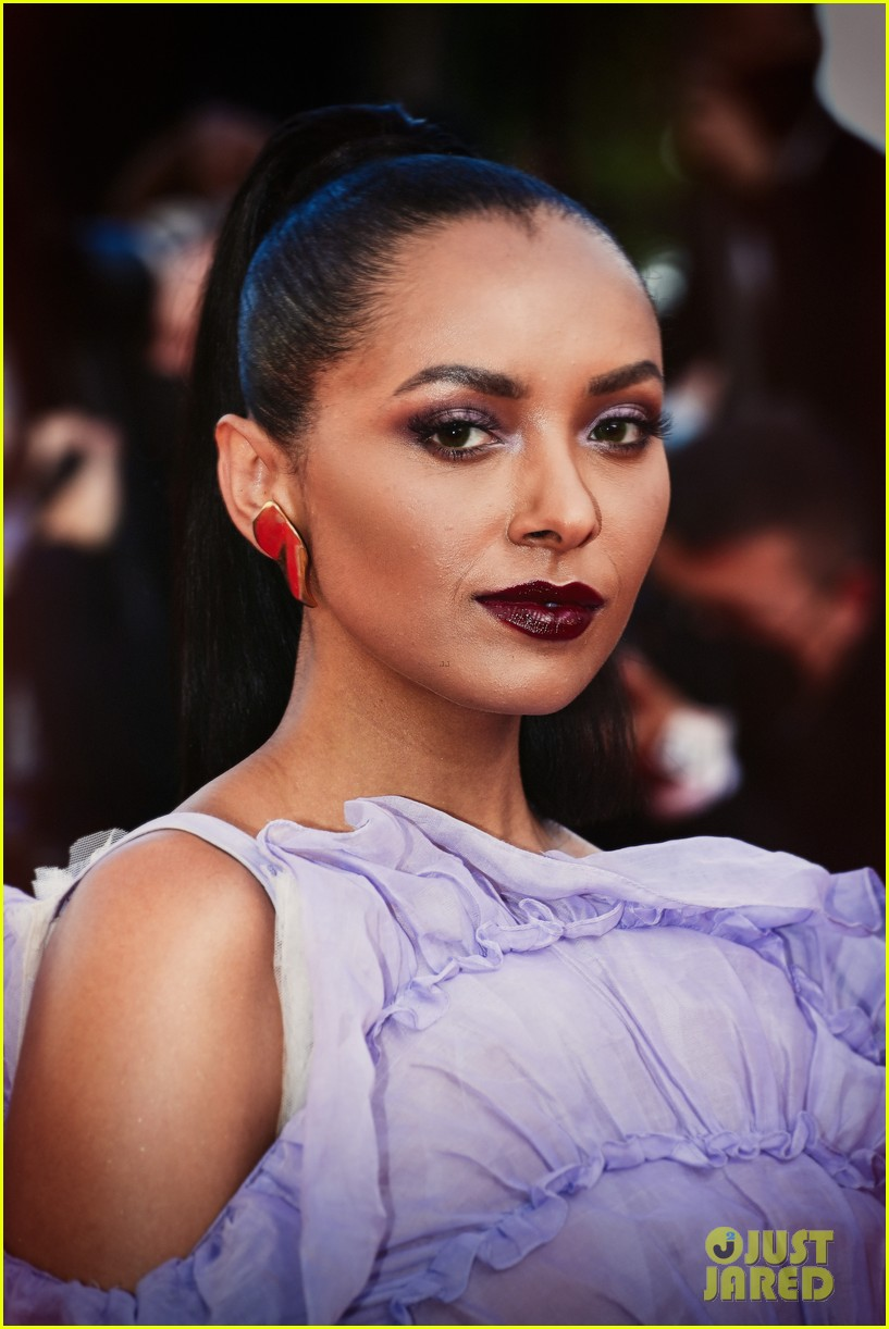 kat graham amelie zilber close out cannes film festival 2021 with loreal 03