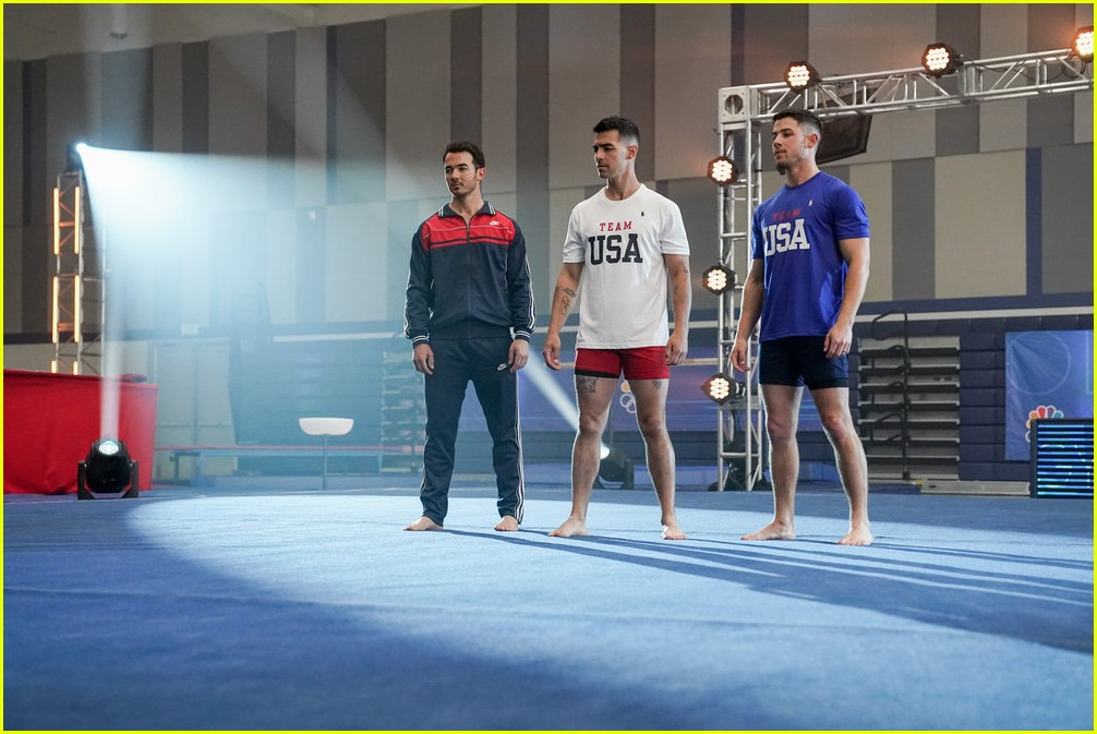 nick jonas bmx crash will be in the olympic dreams special 16
