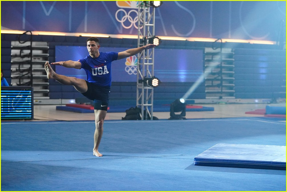 nick jonas bmx crash will be in the olympic dreams special 21