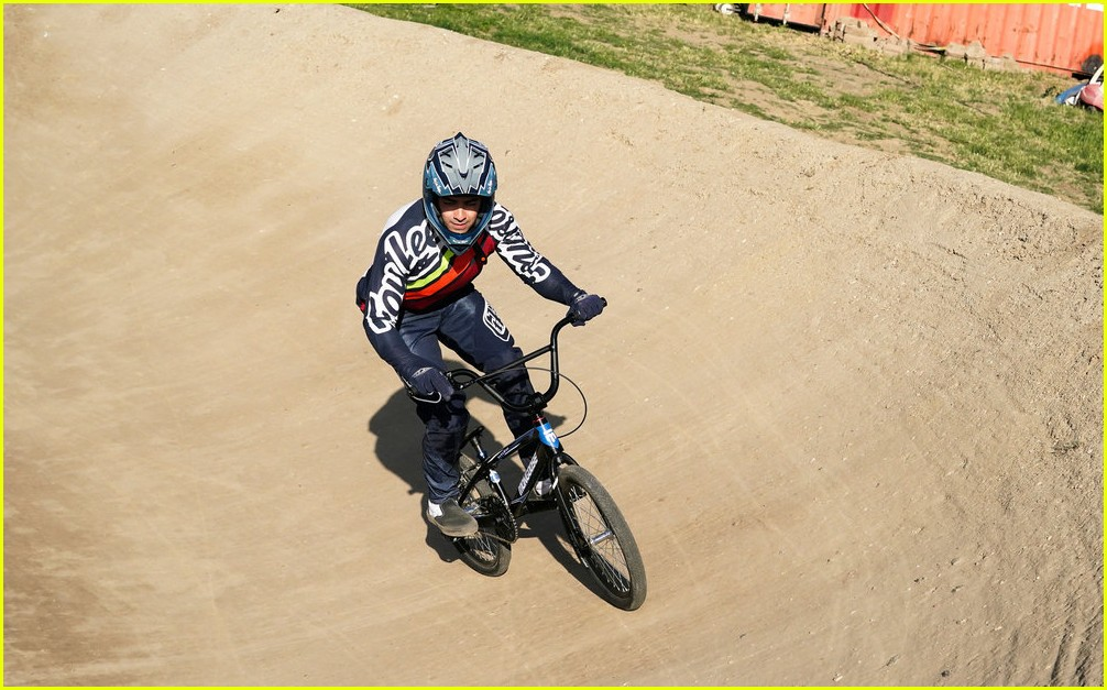 nick jonas bmx crash will be in the olympic dreams special 23