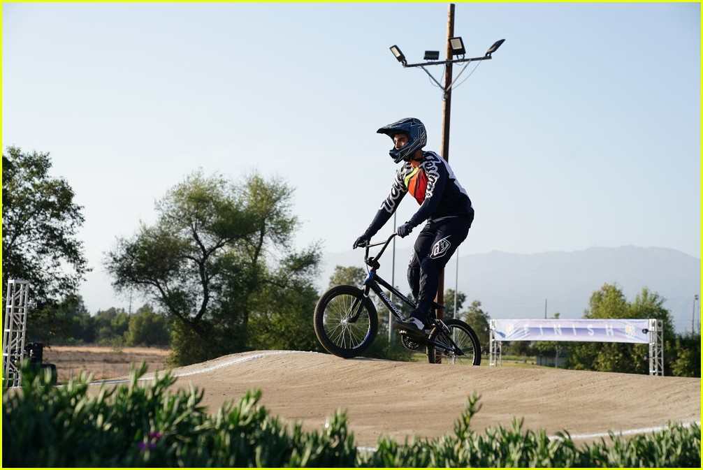 nick jonas bmx crash will be in the olympic dreams special 24