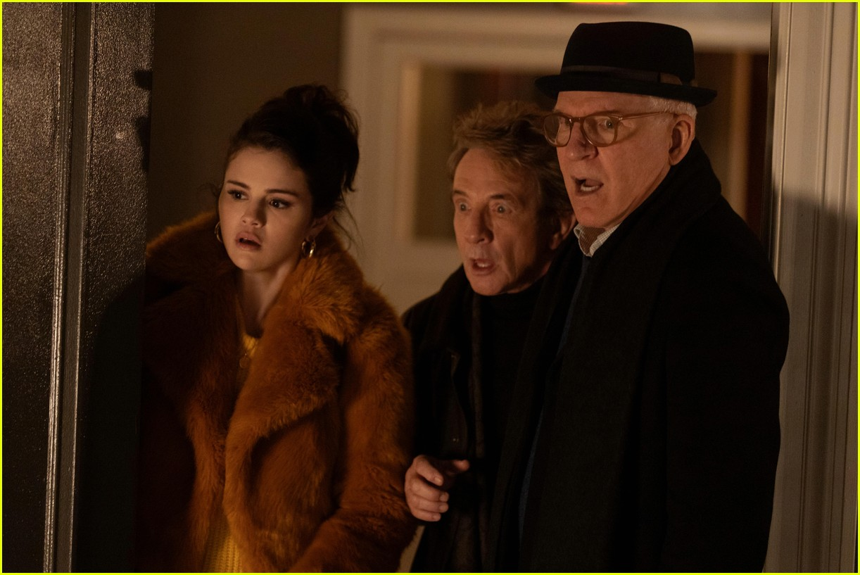 selena gomez tries to solve a murder in only murders in the building trailer 04
