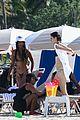 alisha boe maia reficco more hit the beach on day off 51