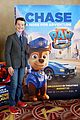 iaian armitage marsai martin have fun at paw patrol the movie screening 13