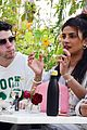 nick jonas priyanka chopra look so in love lunch date 41