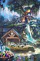 disneyland shares new concept art details on the princess frog splash mountain 03