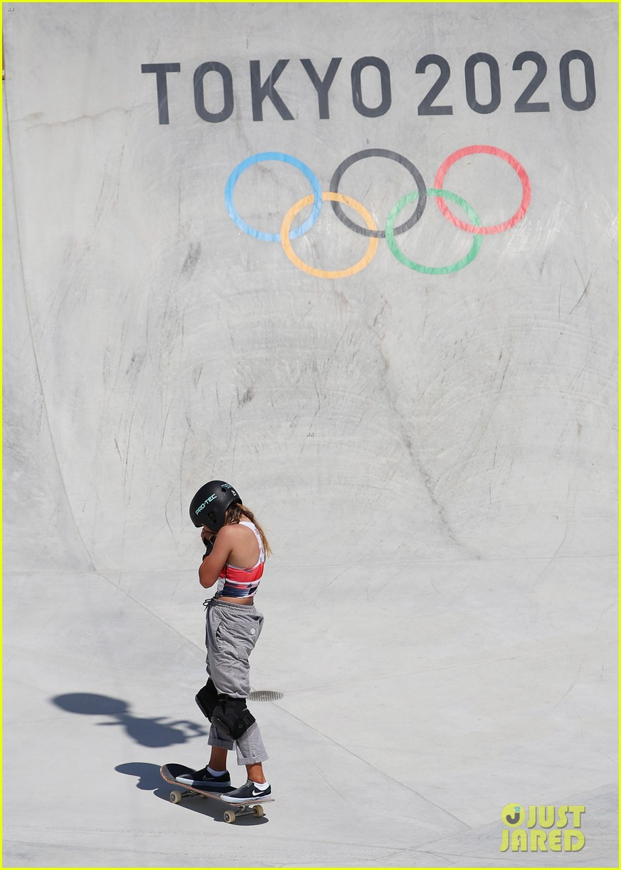 sky brown wins bronze at first ever olympic games youngest british competitor 11