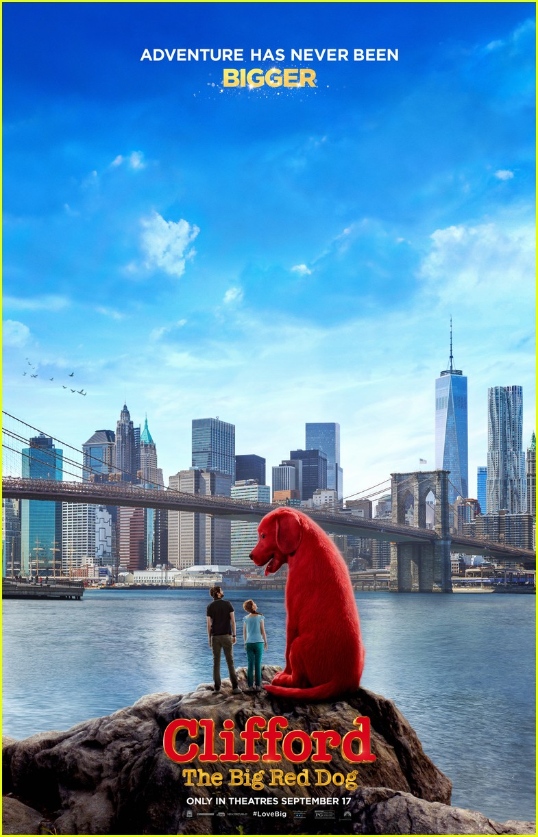 clifford the big red dog gets new release date 02