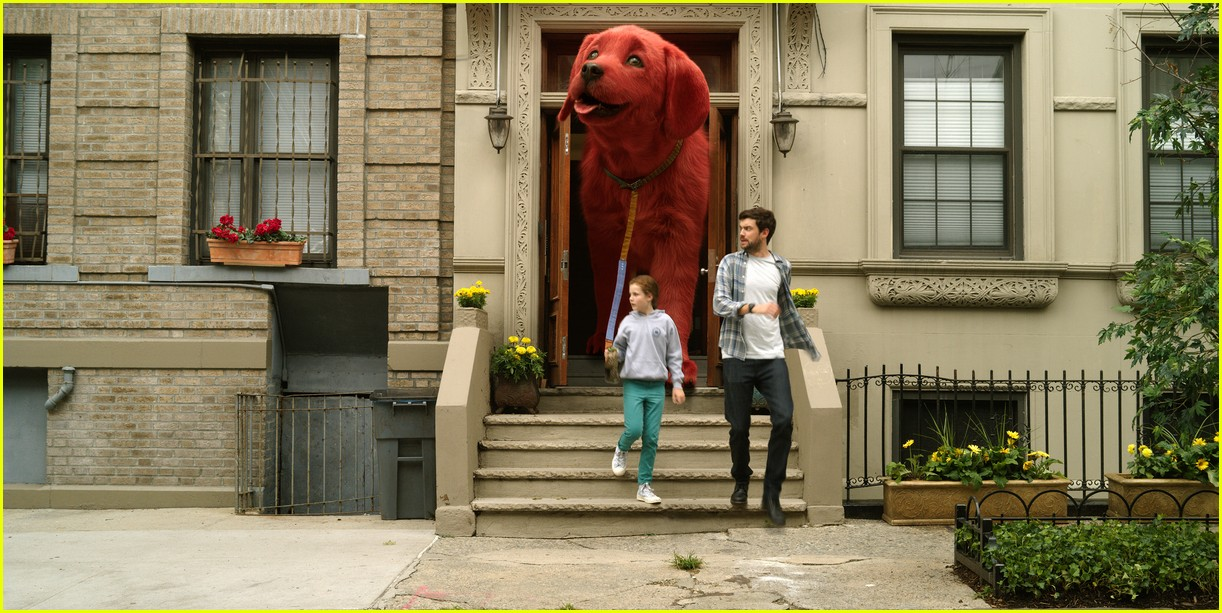 clifford the big red dog gets new release date 03