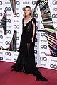 kathryn newton anne marie stun in black gowns at gq awards 01