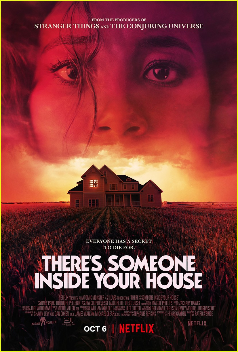 sydney park stars in thrilling trailer for theres someone inside your house 03