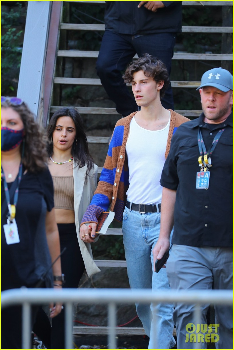 shawn mendes camila cabello leave global rehearsals 05