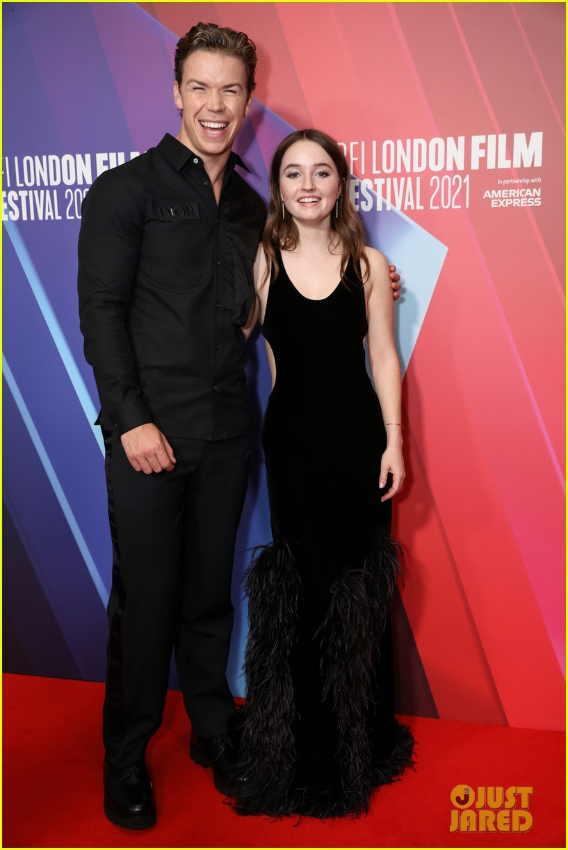 kaitlyn dever will poulter premiere new show dopesick at london film festival 01