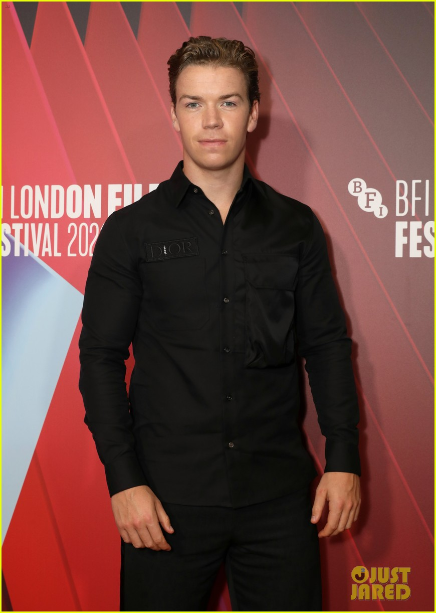 kaitlyn dever will poulter premiere new show dopesick at london film festival 04