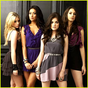 Four Things You Didn't Know about Pretty Little Liars