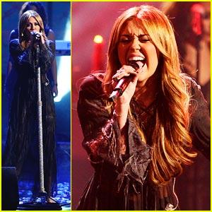 Miley Cyrus: 'Forgiveness & Love' at AMAs -- VIDEO!
