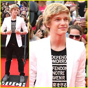 Cody Simpson - MMVA Awards 2011